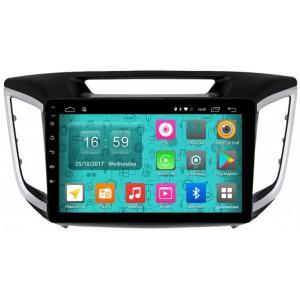 Штатная автомагнитола на Android PARAFAR PF407N для Hyundai