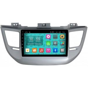 Штатная автомагнитола на Android PARAFAR PF546N для Hyundai
