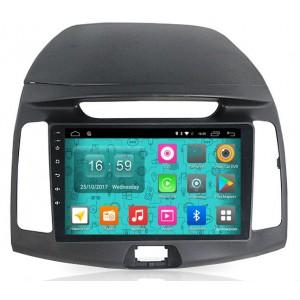 Штатная автомагнитола на Android PARAFAR PF980N для Hyundai