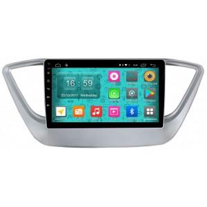 Штатная автомагнитола на Android PARAFAR PF766N для Hyundai