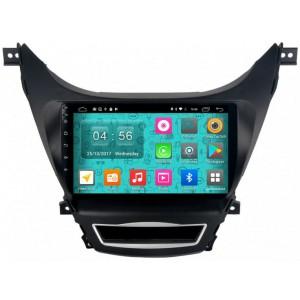 Штатная автомагнитола на Android PARAFAR PF360N для Hyundai