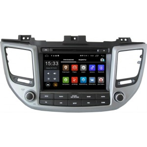 Штатная автомагнитола на Android PARAFAR PF546D для Hyundai