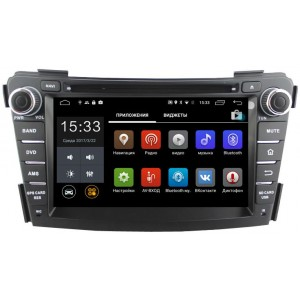 Штатная автомагнитола на Android PARAFAR PF172D для Hyundai
