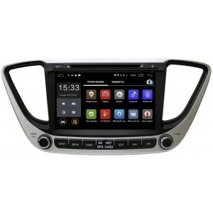 Штатная автомагнитола на Android PARAFAR PF766D для Hyundai