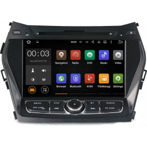 Штатная автомагнитола на Android PARAFAR PF209D для Hyundai