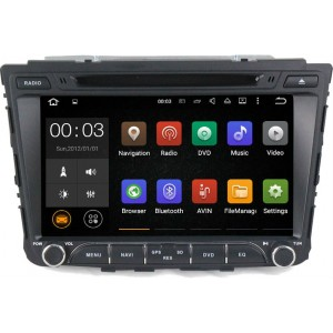 Штатная автомагнитола на Android PARAFAR PF407D для Hyundai