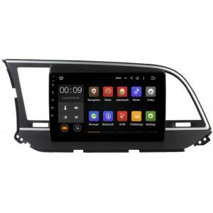 Штатная автомагнитола на Android PARAFAR PF581 для Hyundai