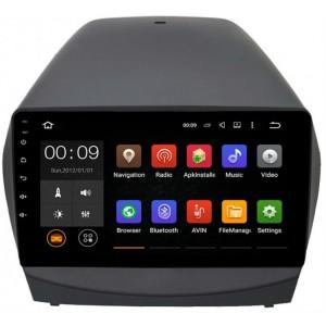 Штатная автомагнитола на Android PARAFAR PF361 для Hyundai