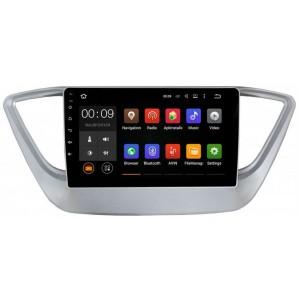Штатная автомагнитола на Android PARAFAR PF766 для Hyundai