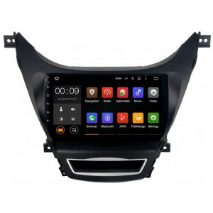 Штатная автомагнитола на Android PARAFAR PF360 для Hyundai