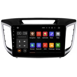 Штатная автомагнитола на Android PARAFAR PF407 для Hyundai