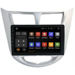 Штатная автомагнитола на Android PARAFAR PF067 для Hyundai