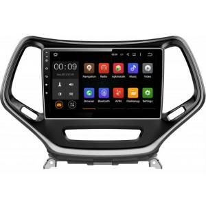Штатная автомагнитола на Android PARAFAR PF999 для Jeep