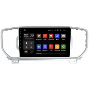 Штатная автомагнитола на Android PARAFAR PF576 для Kia