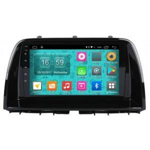 Штатная автомагнитола на Android PARAFAR PF984N для Mazda