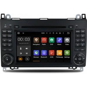 Штатная автомагнитола на Android PARAFAR PF068D для Mercedes-Benz