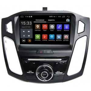 Штатная автомагнитола на Android PARAFAR PF155D для Ford