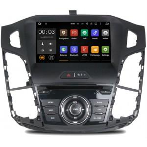 Штатная автомагнитола на Android PARAFAR PF150D для Ford