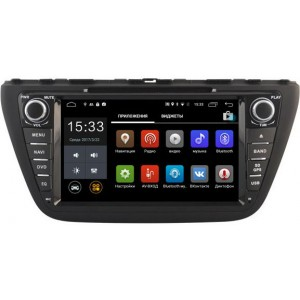 Штатная автомагнитола на Android PARAFAR PF985D для Suzuki