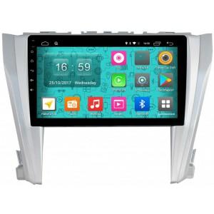 Штатная автомагнитола на Android PARAFAR PF466N для Toyota