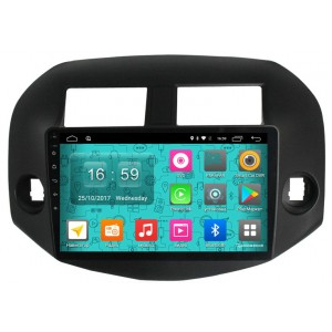 Штатная автомагнитола на Android PARAFAR PF018N для Toyota