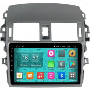 Штатная автомагнитола на Android PARAFAR PF974N для Toyota