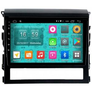 Штатная автомагнитола на Android PARAFAR PF567N для Toyota