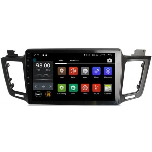 Штатная автомагнитола на Android PARAFAR PF468 для Toyota