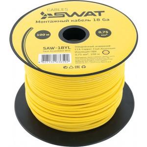Монтажный кабель SWAT SAW-18YL