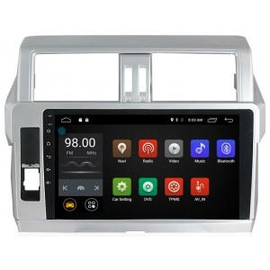 Штатная автомагнитола на Android PARAFAR PF347 для Toyota