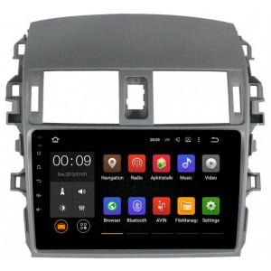 Штатная автомагнитола на Android PARAFAR PF974 для Toyota