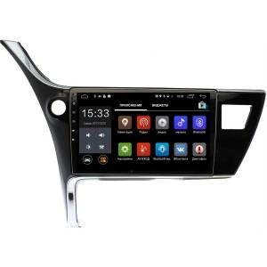 Штатная автомагнитола на Android PARAFAR PF982 для Toyota