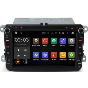 Штатная автомагнитола на Android PARAFAR PF904D для Volkswagen