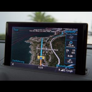 Видео интерфейс GAZER VC500-MIB/AUDI для Audi с установленной системой MIB