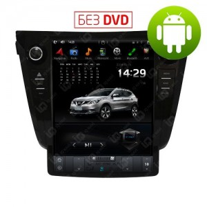 Штатная автомагнитола на Android IQ NAVI T44-2105-TS для Nissan
