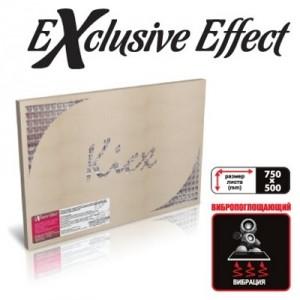 Виброизоляционные материалы Kicx Exclusive Effect