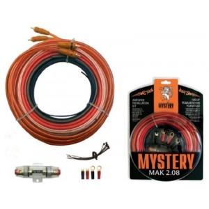 Набор для подключения усилителей Mystery MAK-2.08