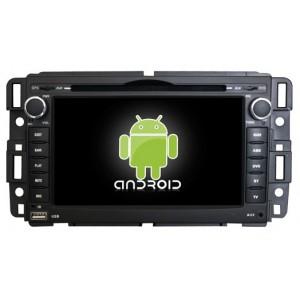 Штатная магнитола на Android TONGHAI CREATE KR-7041C для Chevrolet