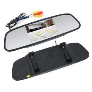 Зеркало для камеры заднего вида с монитором SWAT VDR-2U