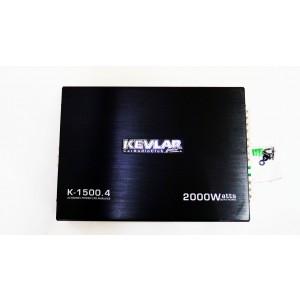 Автоусилитель KEVLAR K-1500.4