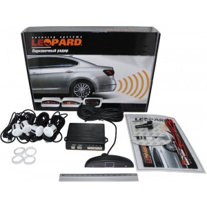 Парковочная система LEOPARD PA 20 WHITE