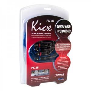 Набор для подключения усилителей KICX PK-28