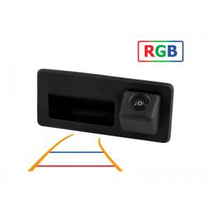 Штатная камера заднего вида GAZER CC2015-1T5 для Seat, Volkswagen