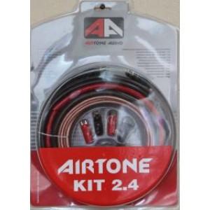 Набор кабелей для подключения 2-канального усилителя AIRTONE KIT2.8
