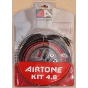 Набор кабелей для подключений 4-канального усилителя AIRTONE KIT4.8
