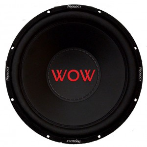 Автосабвуфер Prology WOW-10F