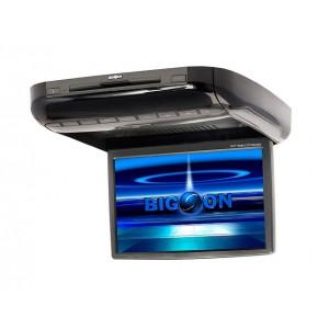 Автомобильный телевизор с DVD BIGSON S-1021 DVD