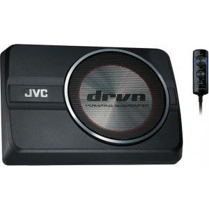 Автосабвуфер JVC CW-DRA8