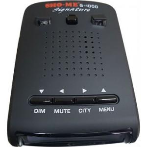 Радар-детектор SHO-ME G1000 SIGNATURE