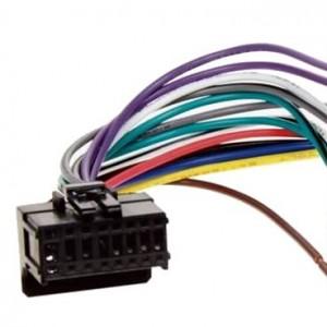 Основной разъём для магнитолы Pioneer IncarCON-PIO-02